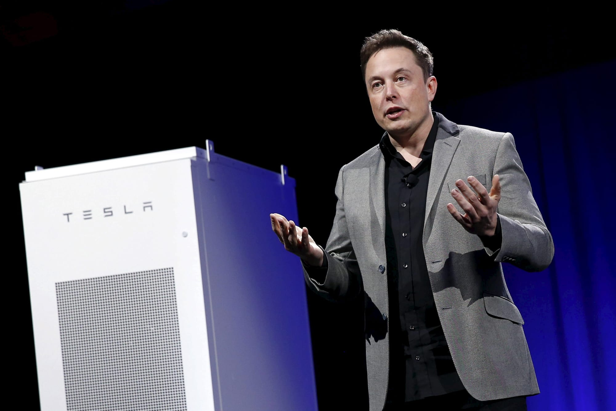 Tesla information to change into an electrical energy supplier in Texas