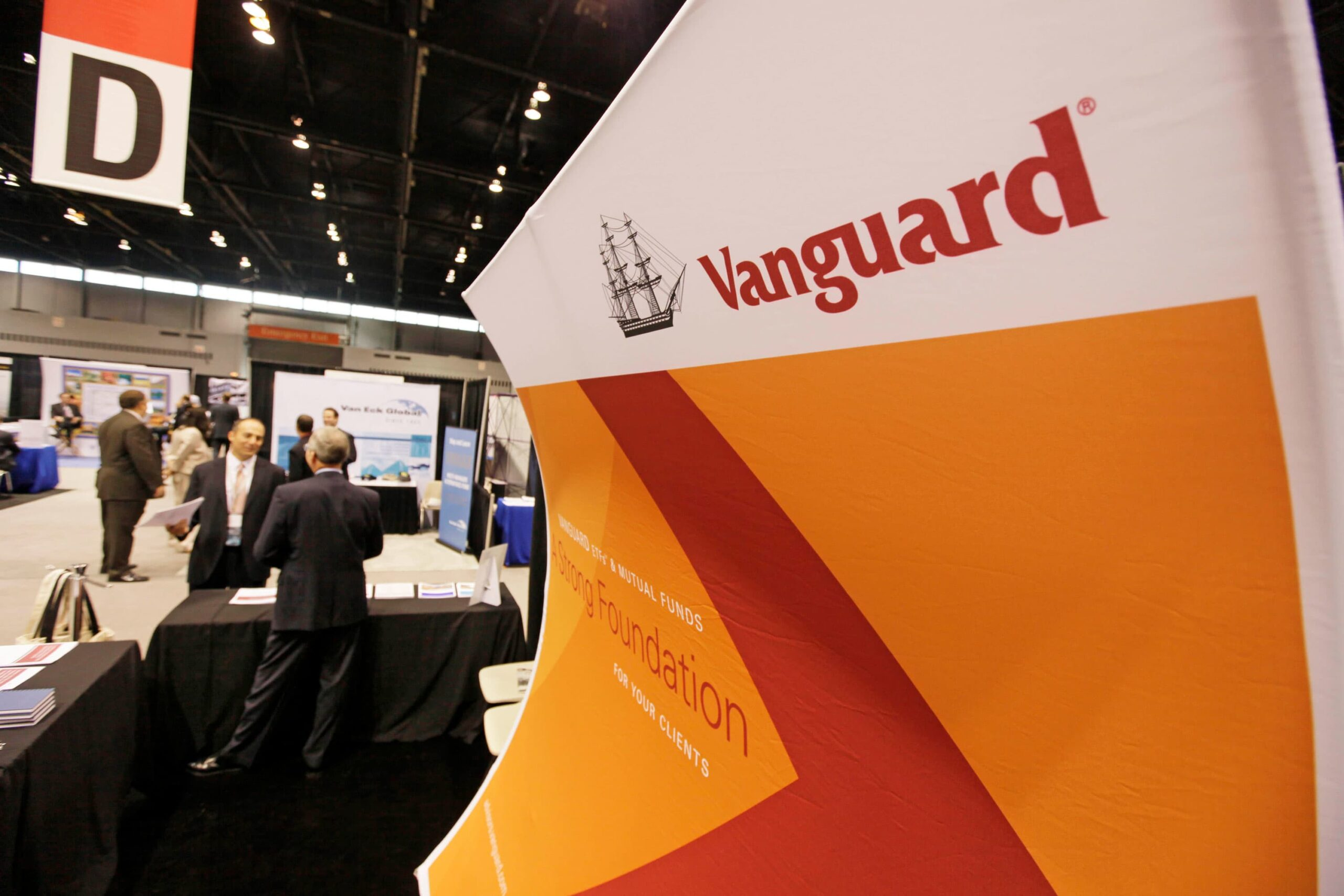 Vanguard says it'll give staff $1,000 to get Covid-19 vaccine
