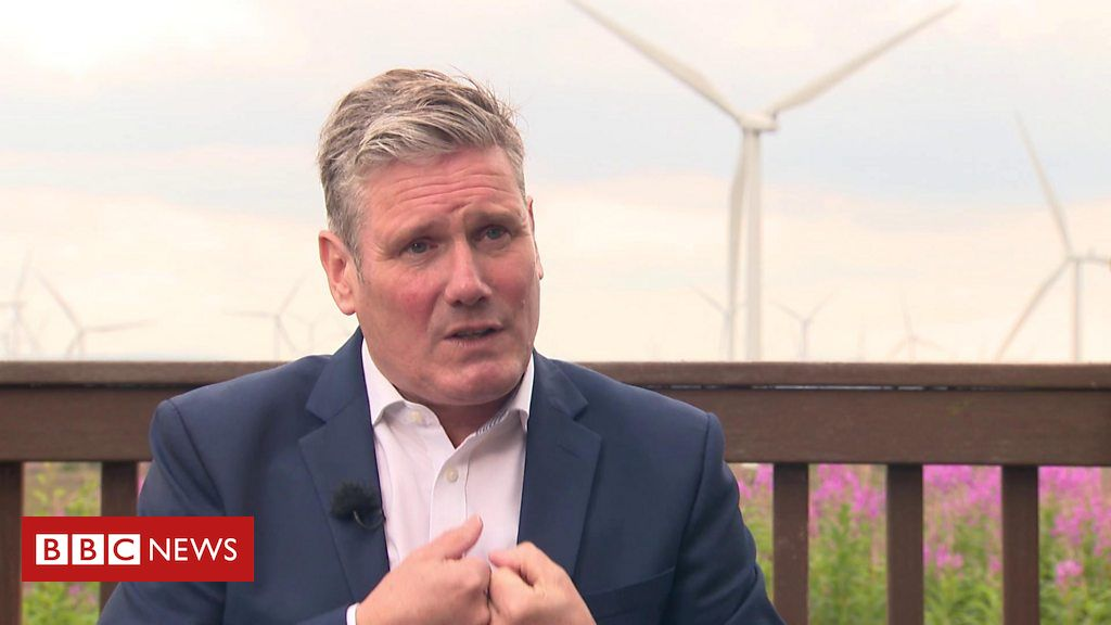 Sir Keir Starmer: 'Shetland oil area ought to be blocked'