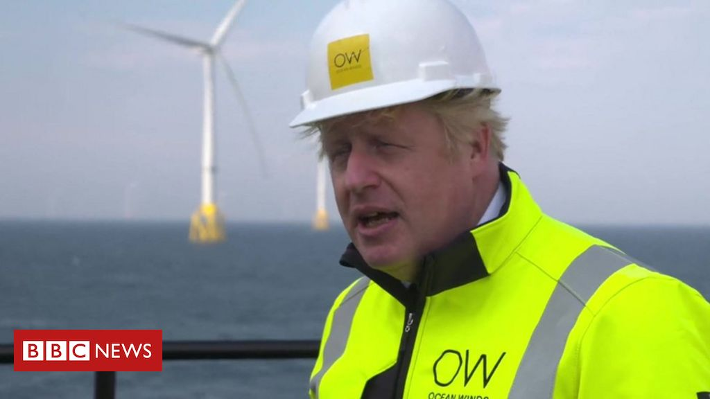 Thatcher helped local weather by closing coal mines, says Boris Johnson