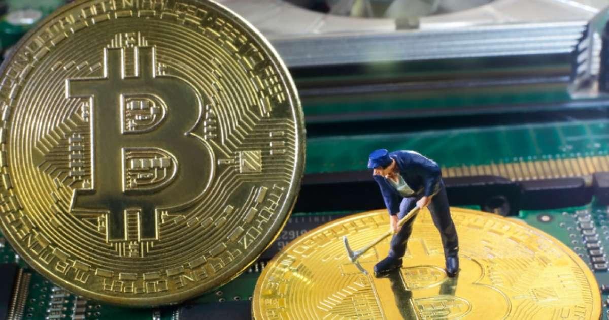 Argo Blockchain PLC rakes in Bitcoin amid fall in mining problem