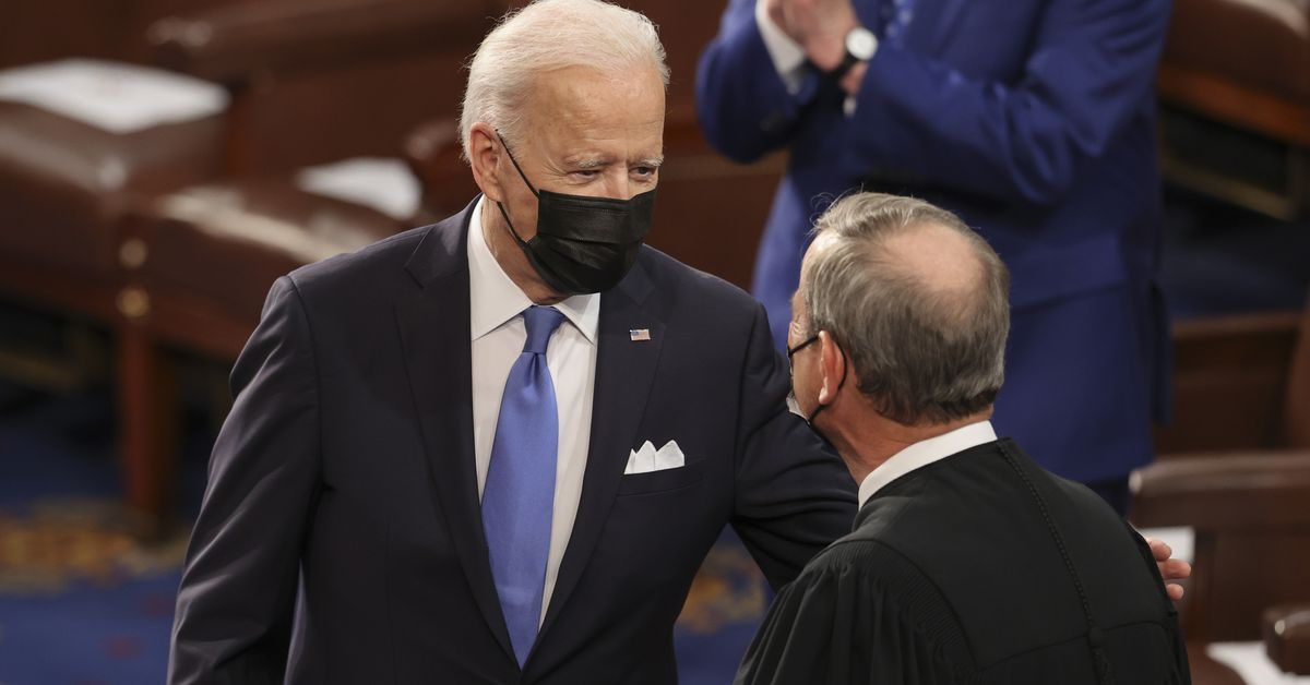 Biden begs the Supreme Courtroom for extra time earlier than evictions resume