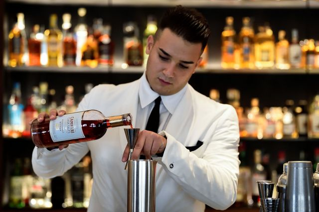 ANALYSIS-Drinks makers goal high-end spirits for post-COVID progress