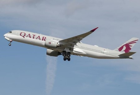 Qatar Airways says regulator grounds 13 of its Airbus A350s over floor subject