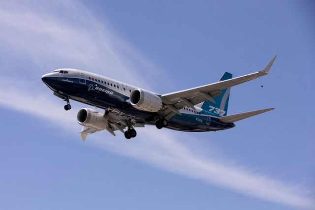 India permits Boeing 737 Max planes to fly