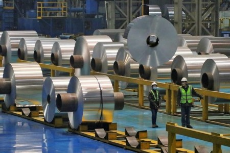 METALS-London aluminium set for seventh straight month-to-month achieve on provide issues