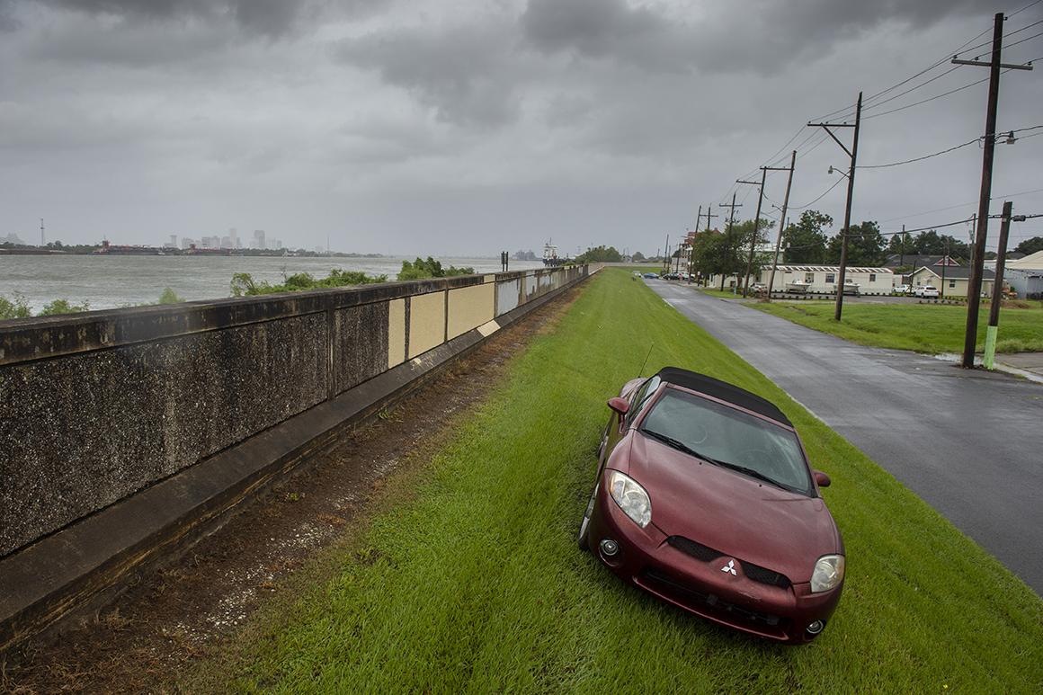 Louisiana governor: Levees ought to maintain towards Hurricane Ida