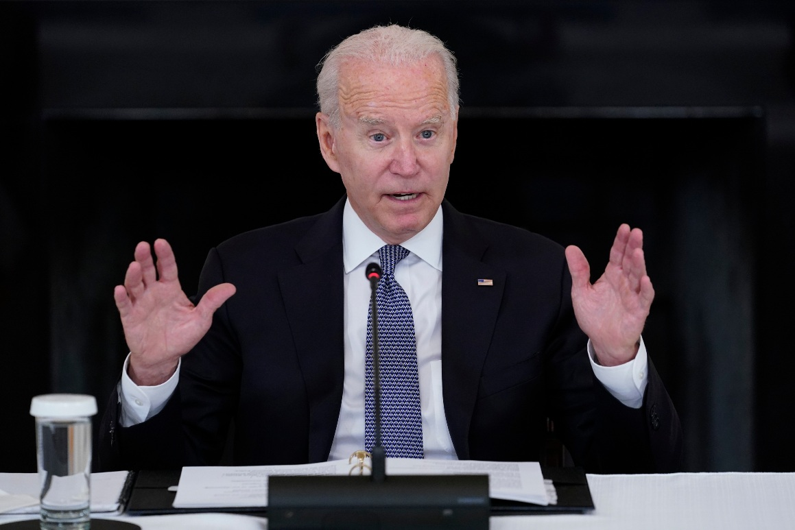 Biden says bipartisan deal will resolve the nation's lead drawback. It will not.