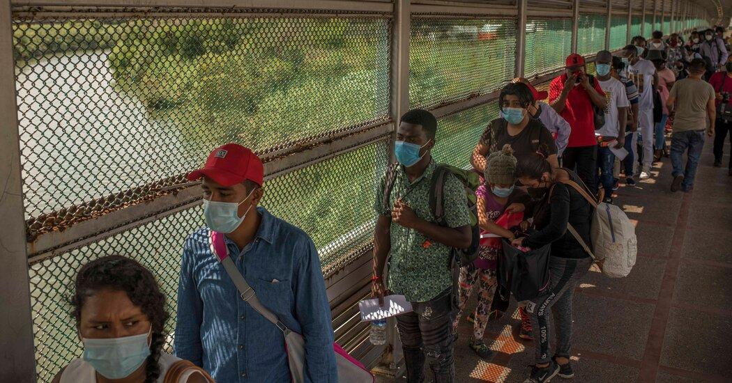 As Migrants Surge Towards Border, Court docket Palms Biden a Lifeline