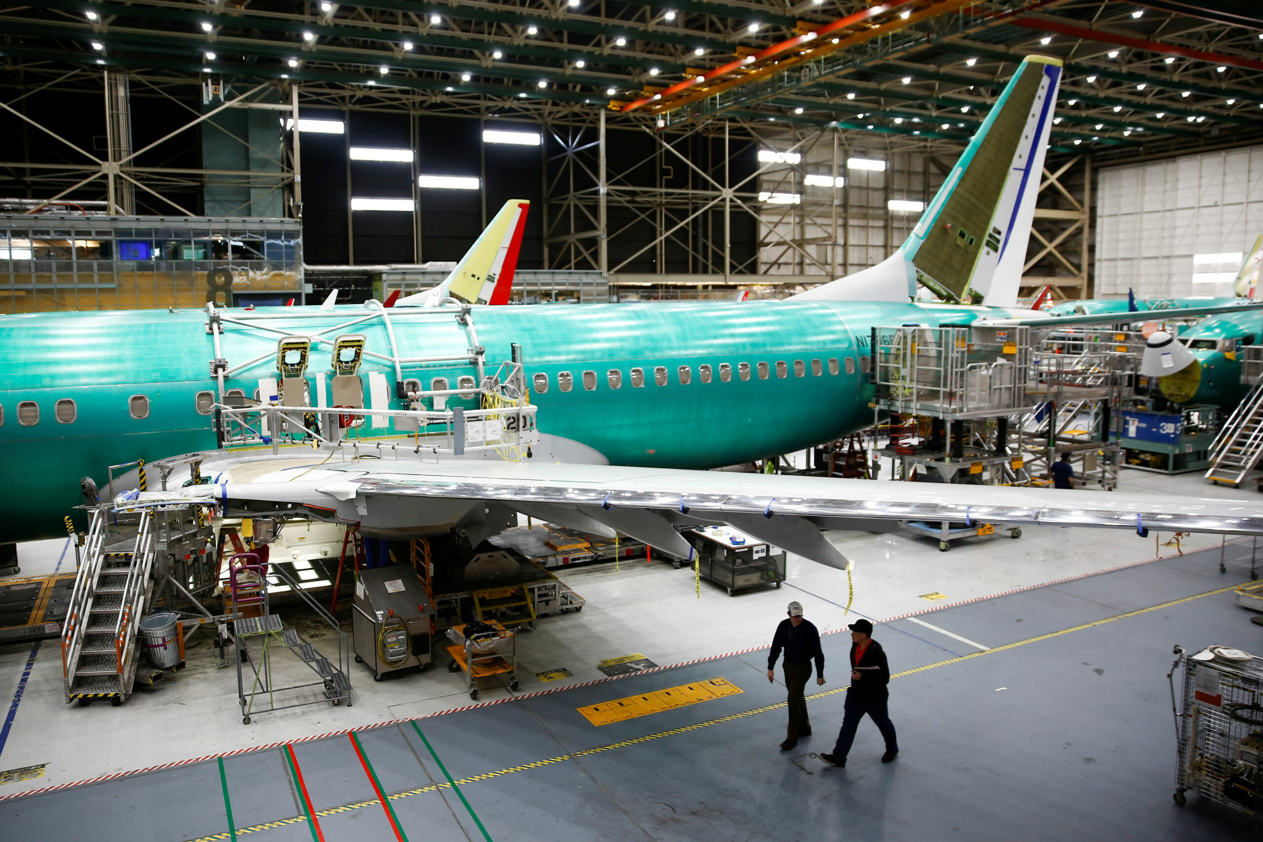 Boeing says demand for new airplanes will swell in next two decades