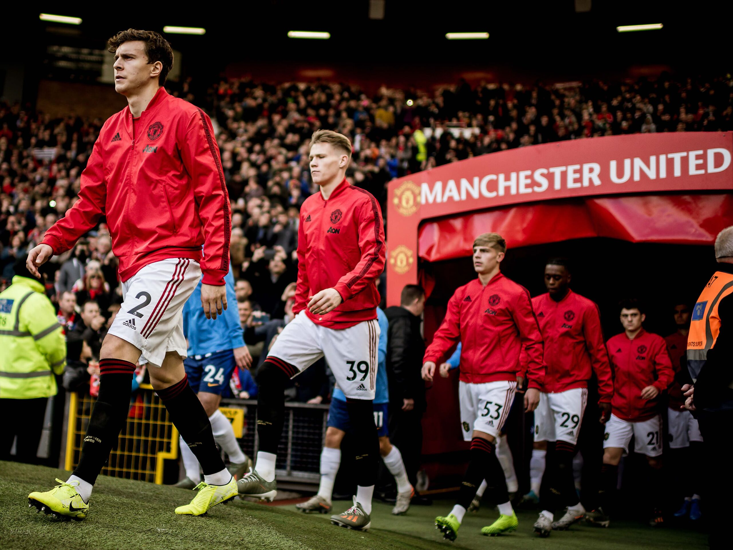 Manchester United, Invesco, Take-Two and others