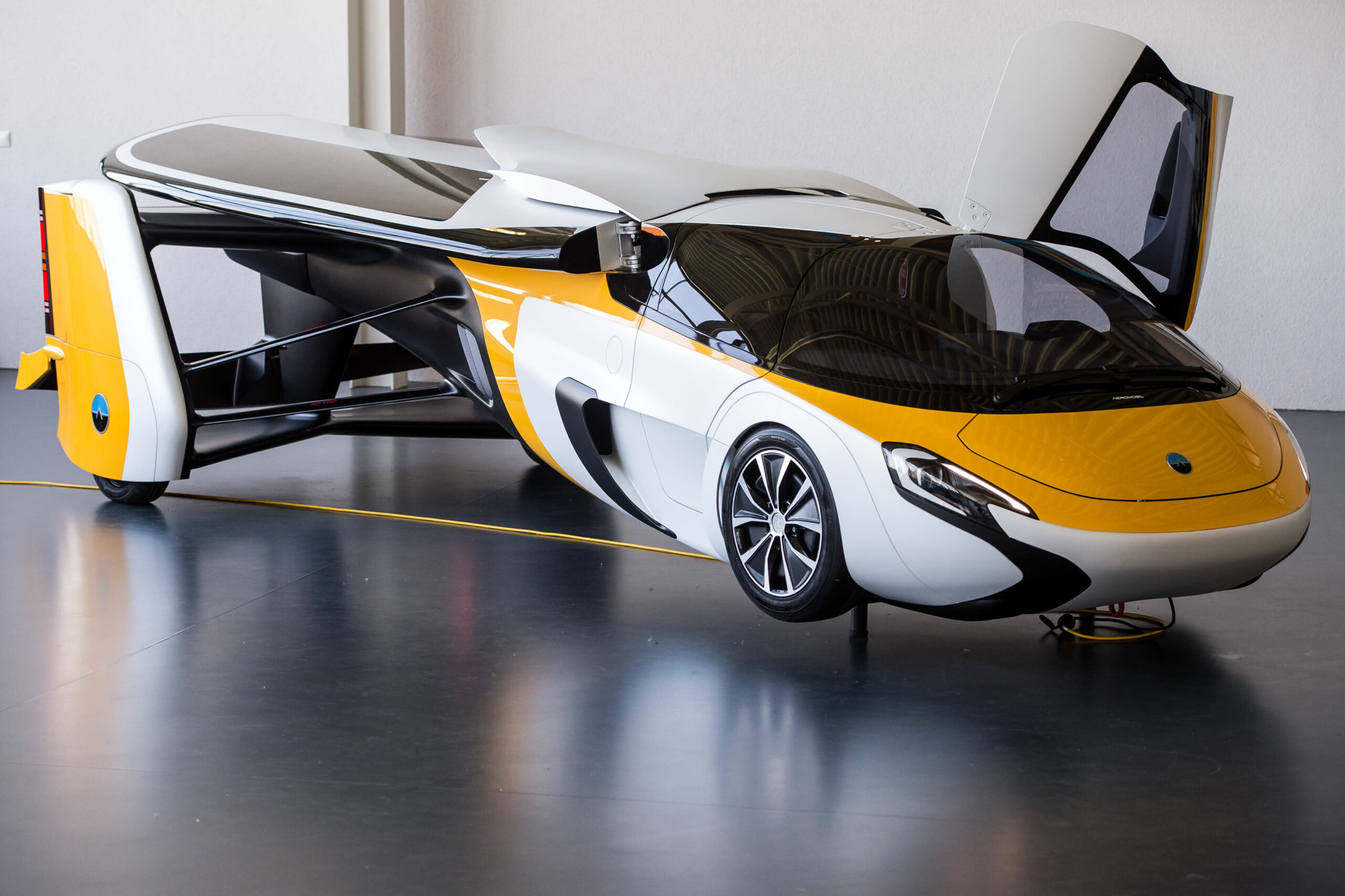 Flying cars could be commercially available in 2024: Tech firm CEO
