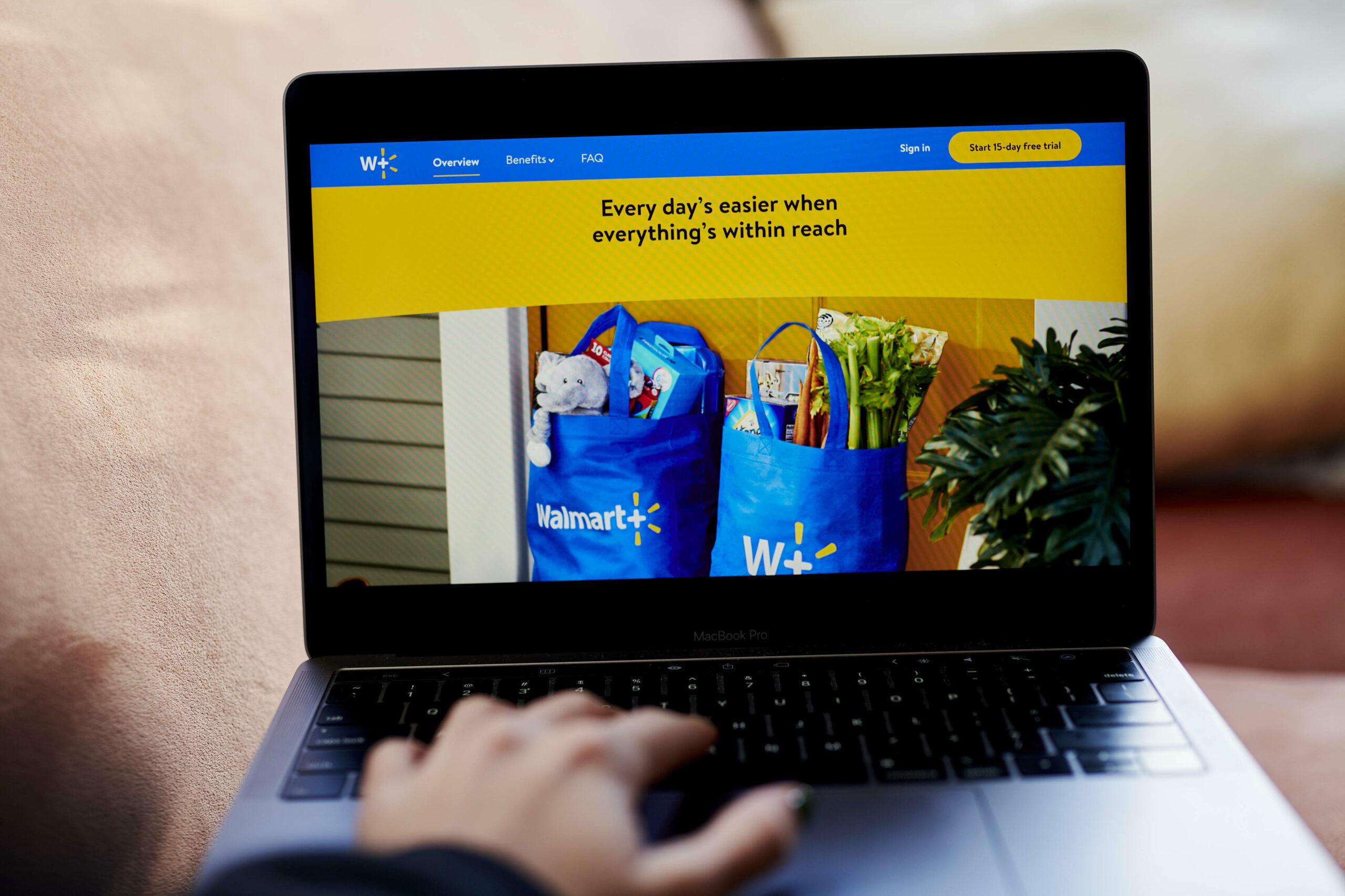 Walmart+ hits 32 million members, Deutsche Bank estimates