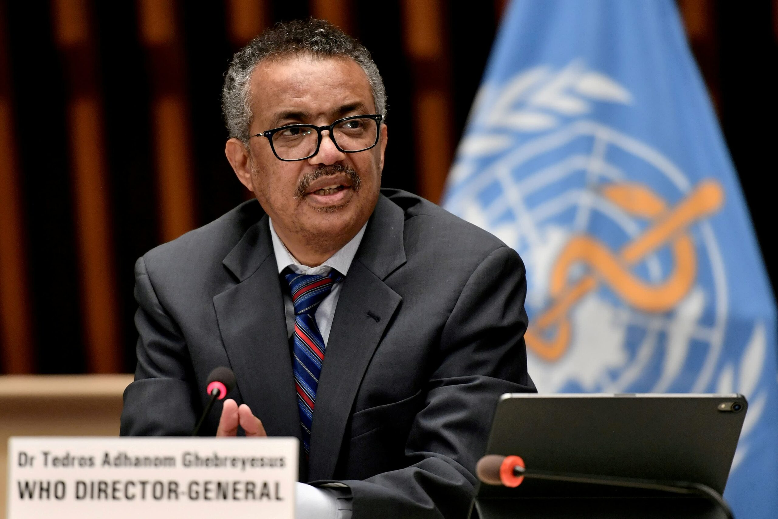 WHO repeats warning against Covid booster shots for healthy people
