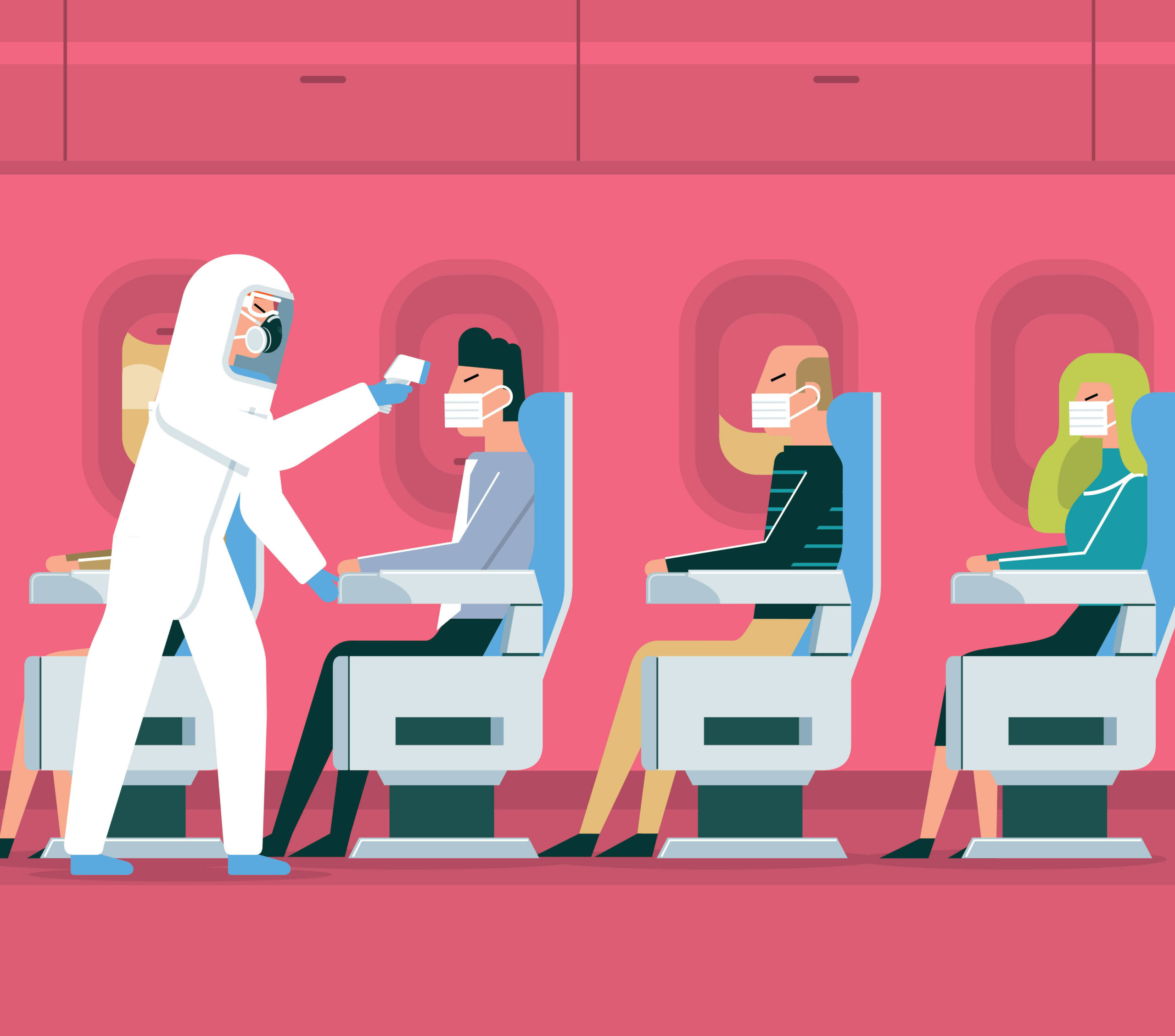 Is it safe to fly now? One preflight PCR test could be the answer