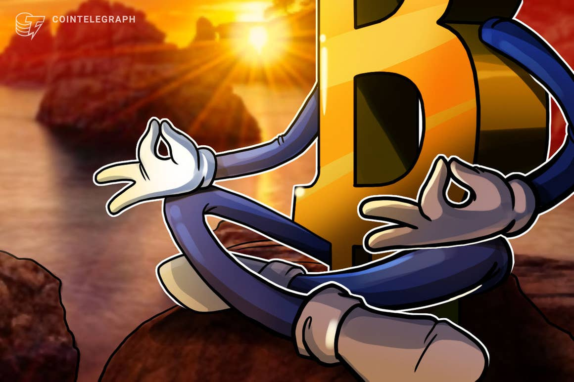 Bitcoin wants to carry $50Ok to keep away from a $44Ok bearish BTC value goal