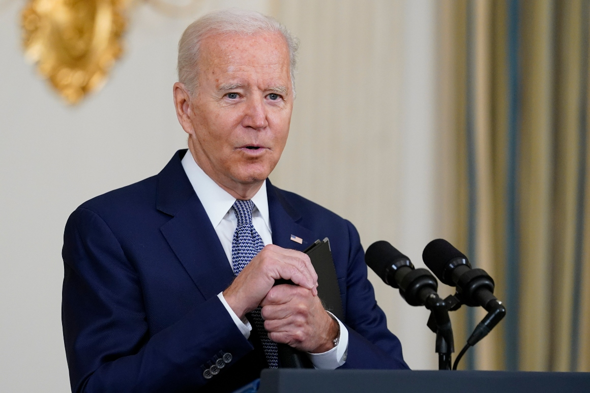 Biden hails 'robust' financial restoration regardless of disappointing jobs numbers