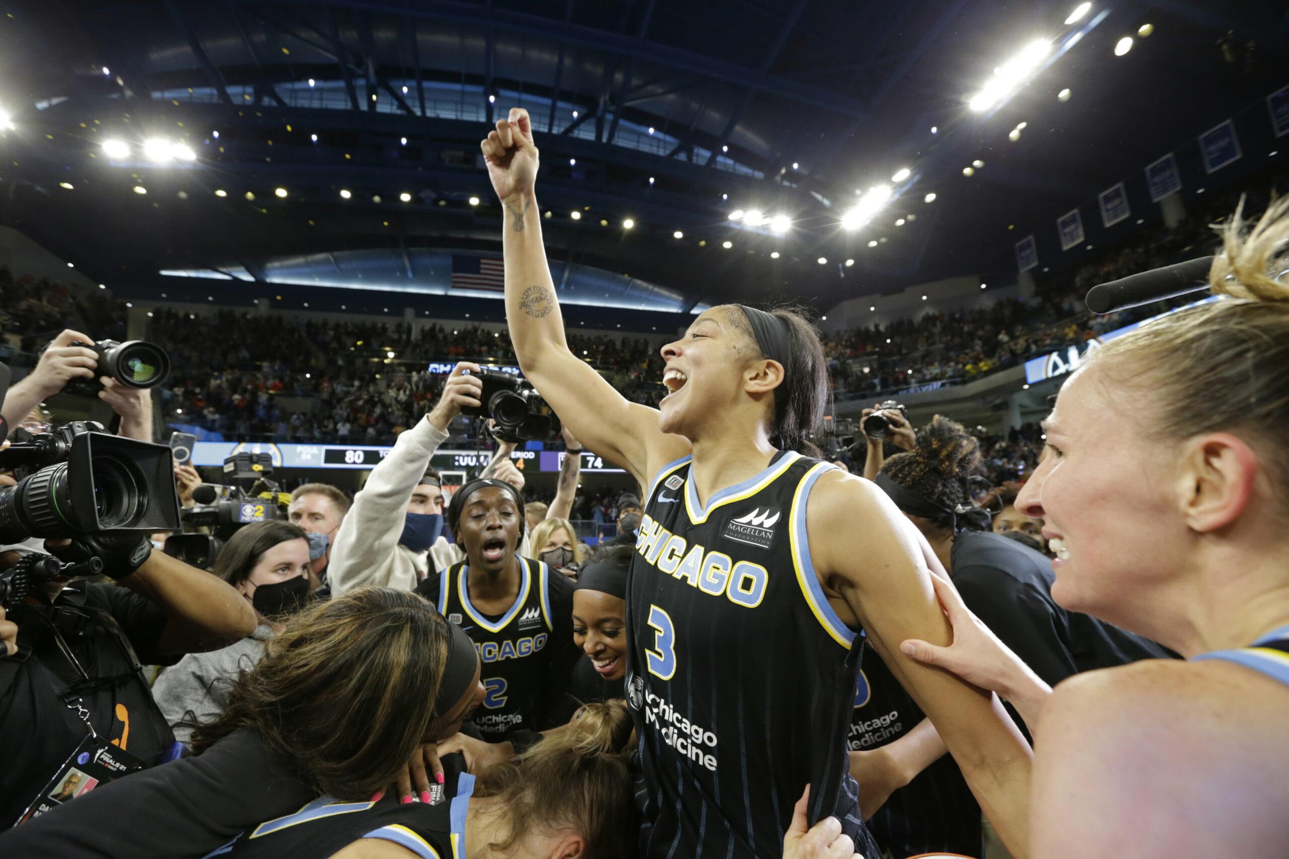 WNBA Finals ratings